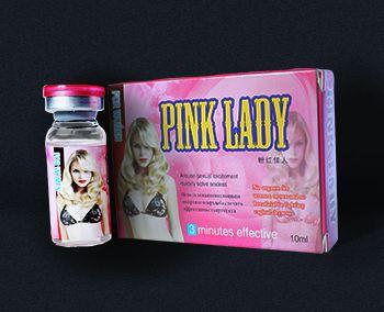 粉紅佳人PINK LADY